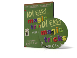 101 Tricks Magic DVD