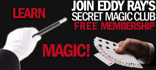 Secret Magic Club