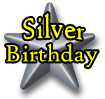 Silver Birthday Package